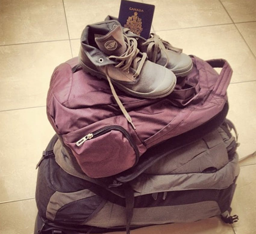 How to choose the right bag to volunteer abroad with