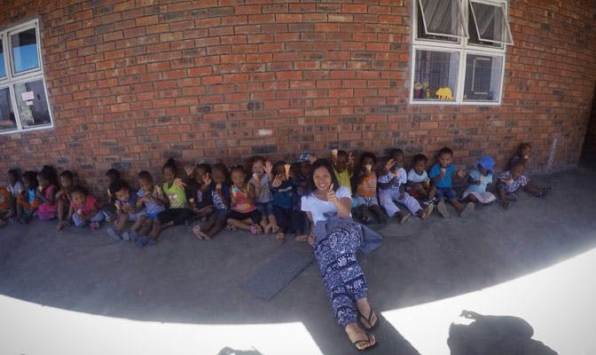 Become a volunteer in Childcare with IVHQ in South Africa