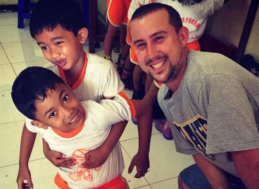 Why I'm hooked on volunteering abroad with IVHQ
