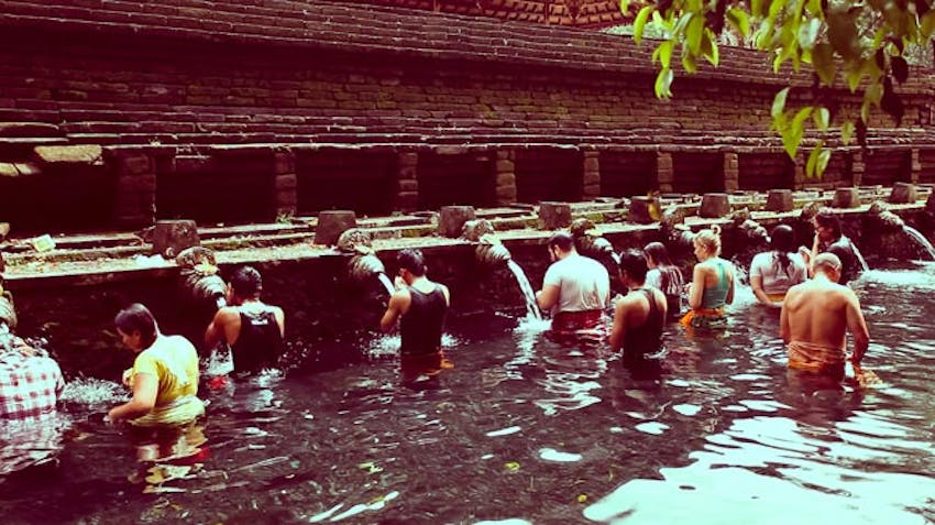 Volunteer as a family in Bali with IVHQ