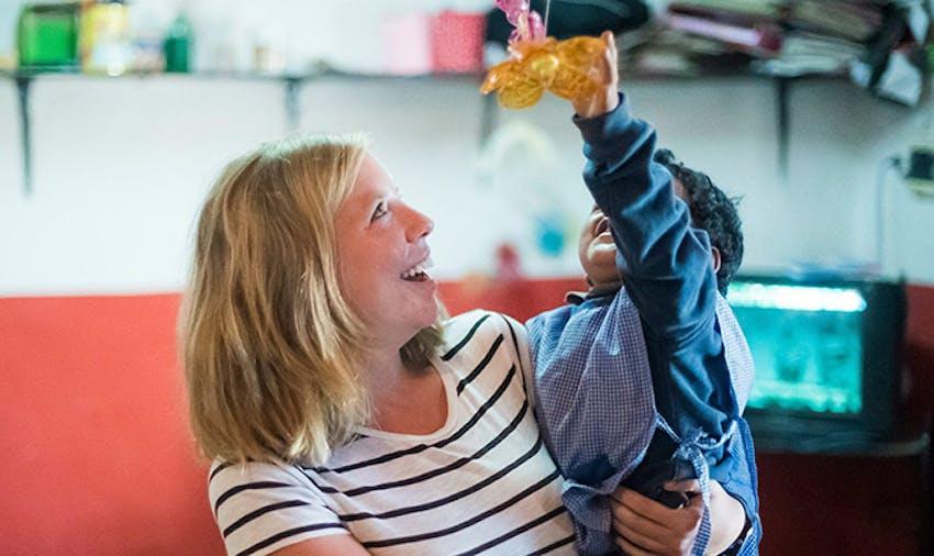 Volunteer in Argentina - Childcare Project