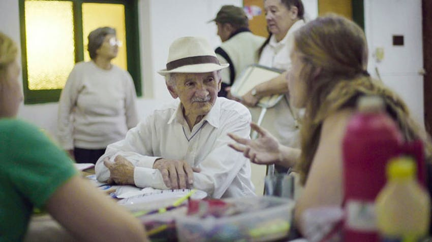 Volunteer in Elderly Care in Argentina with IVHQ