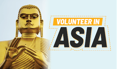 IVHQ Volunteer in Asia in 2019 with IVHQ