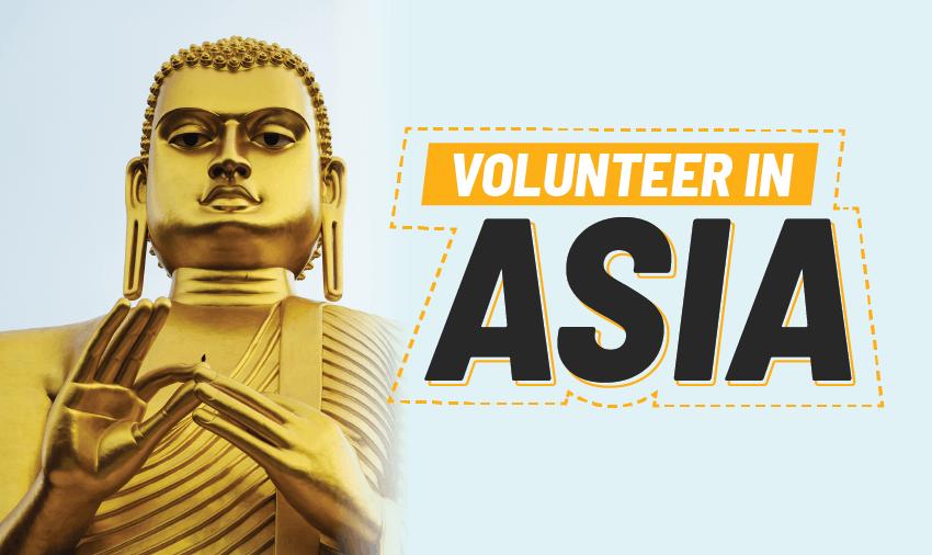 Volunteering in Asia: the best programs