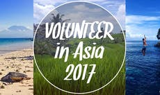 IVHQ Volunteer in Asia in 2017 with IVHQ
