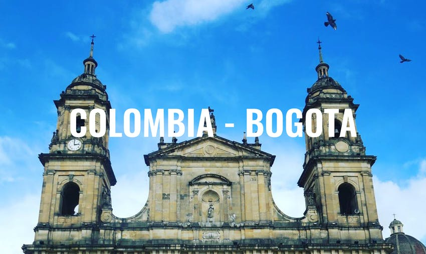 Volunteer in Colombia - Bogota with IVHQ