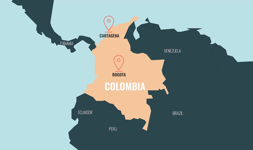 Where should you volunteer in Colombia with IVHQ?