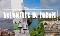 Europe Volunteer Abroad Programs 2018 with IVHQ