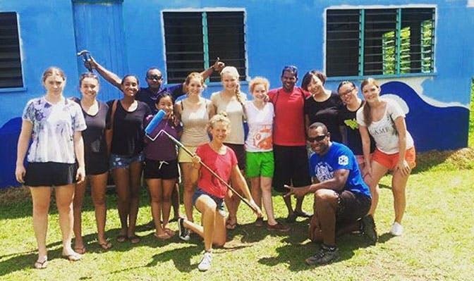 Volunteer in Fiji with IVHQ