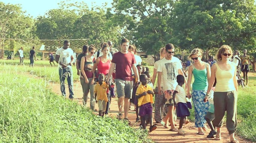 Become a volunteer in Ghana with IVHQ