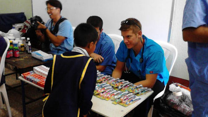 Volunteer medical campaign in Guatemala with IVHQ