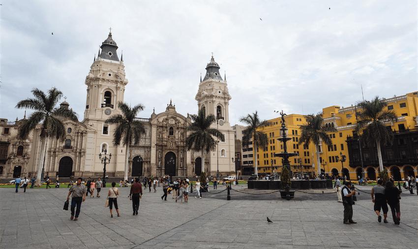 IVHQ Volunteer in Peru - Lima