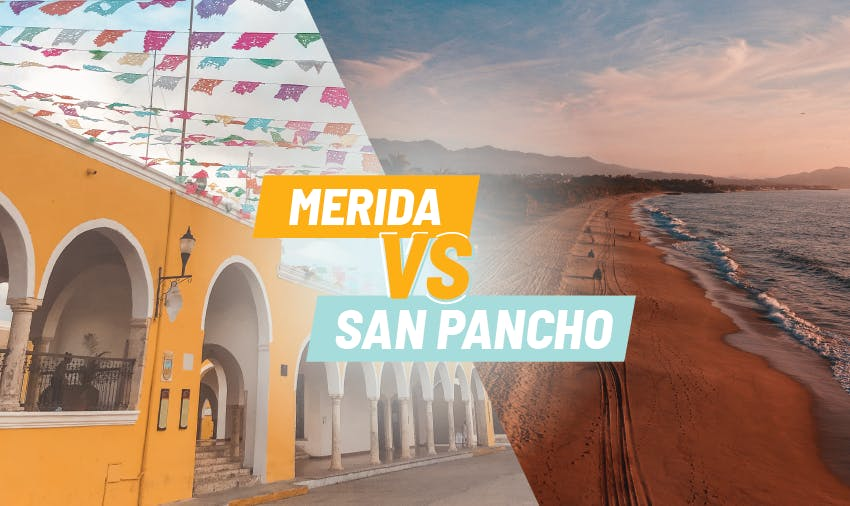 Volunteering in Mexico: Merida vs San Pancho