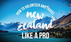How To Volunteer And Travel New Zealand