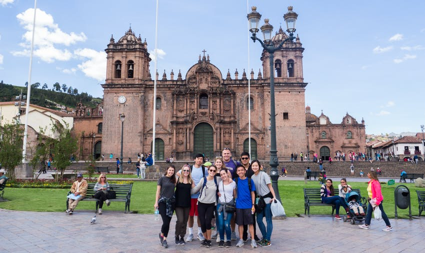 Visiting Peru - Cusco as a volunteer