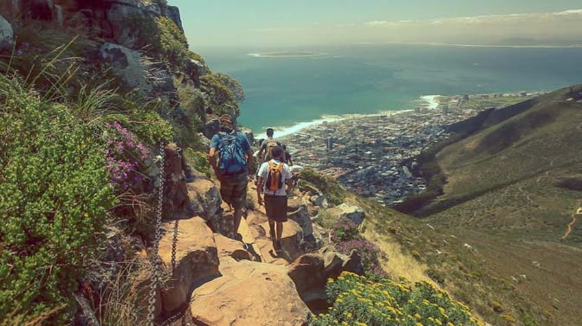 Hike Table Mountain as an IVHQ volunteer in South Africa