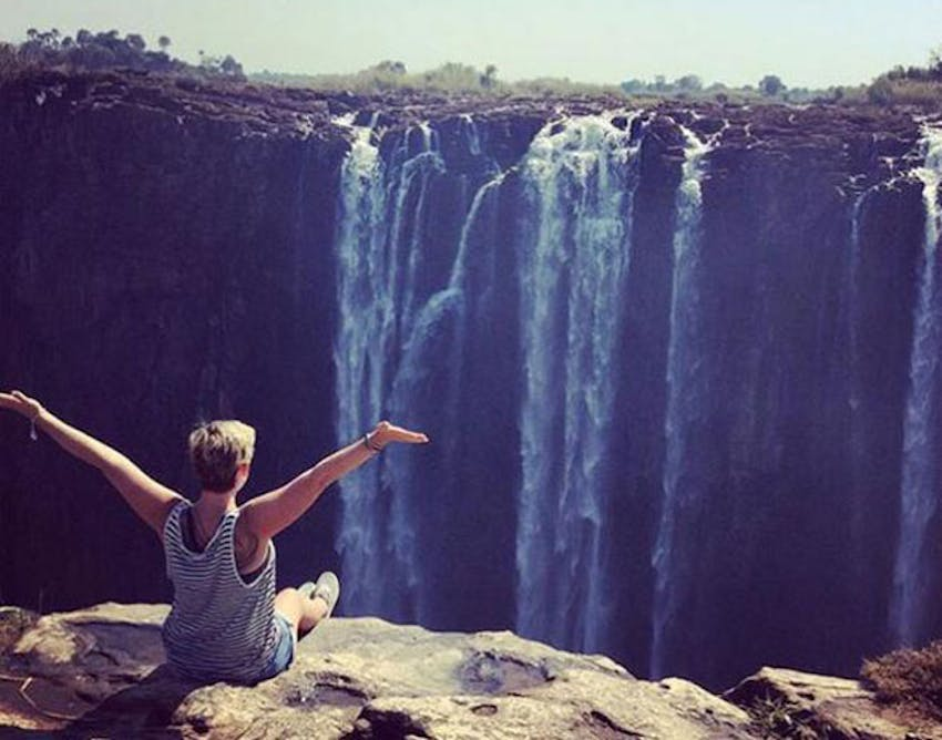 Volunteering in Victoria Falls with IVHQ