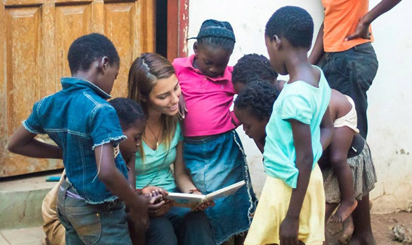 IVHQ - Volunteer in Zambia