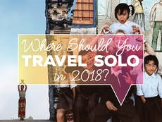 Where Should You Travel Solo with IVHQ In 2018?