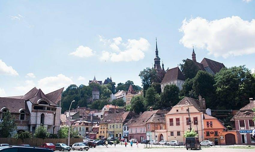 Volunteering in Romania - Miercurea Ciuc