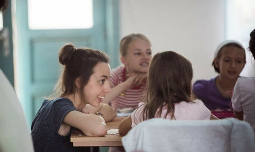Teaching English and Volunteering in Romania with IVQ