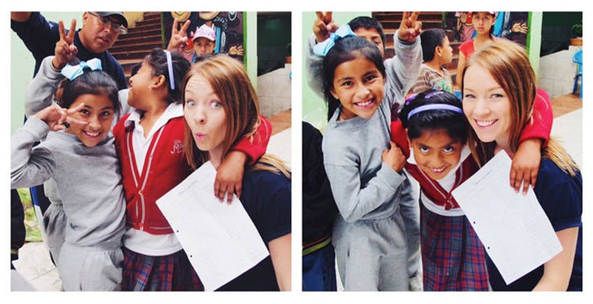Volunteering Abroad On My Career Break - Ecuador