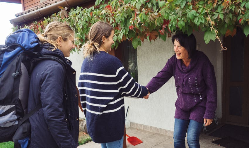 Volunteering abroad tips - get to know the people around you