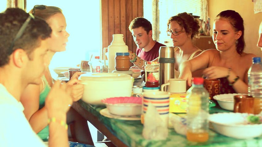 Volunteering in Ghana as a family with IVHQ