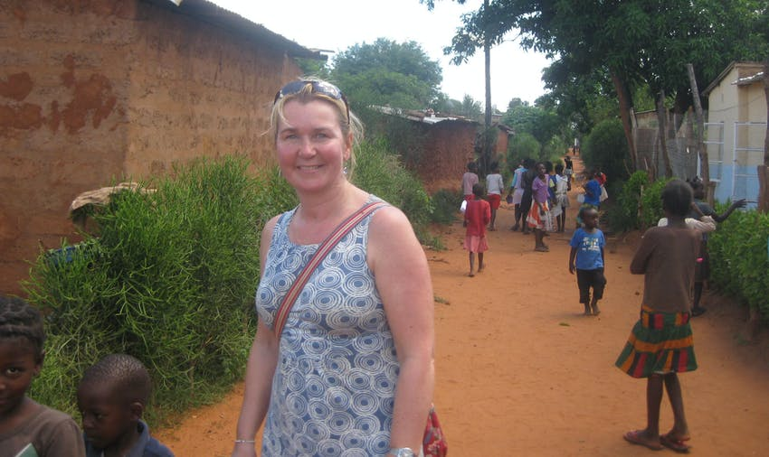 Volunteer in Zambia with IVHQ