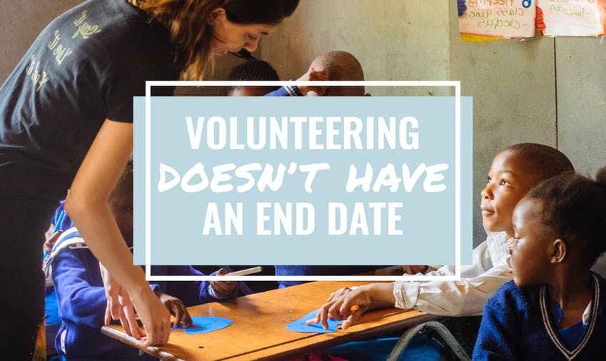 Learn how volunteering with IVHQ doesn't have an end date