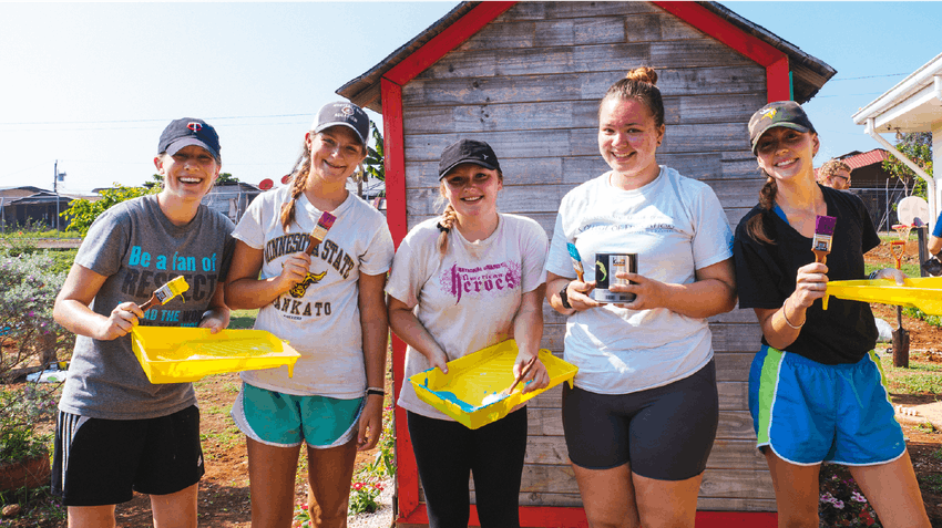 Volunteer abroad in Costa Rica as a teen with IVHQ