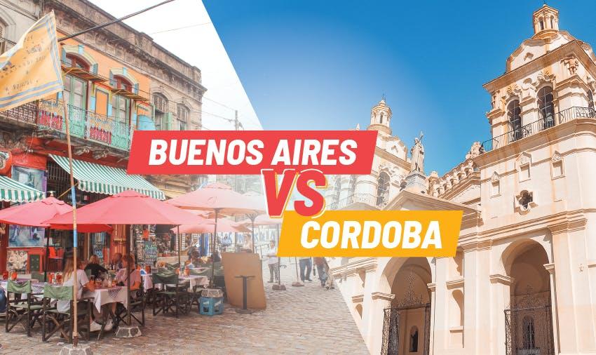 Volunteering in Argentina: Buenos Aires vs Cordoba