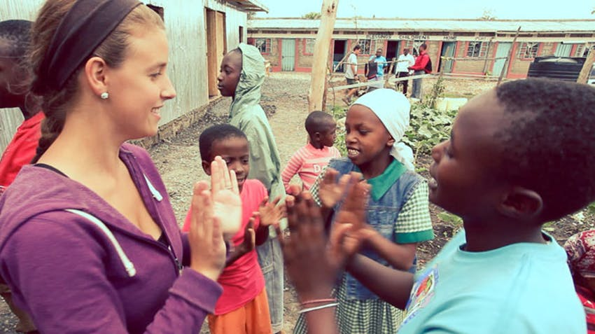 Volunteering in Kenya with IVHQ