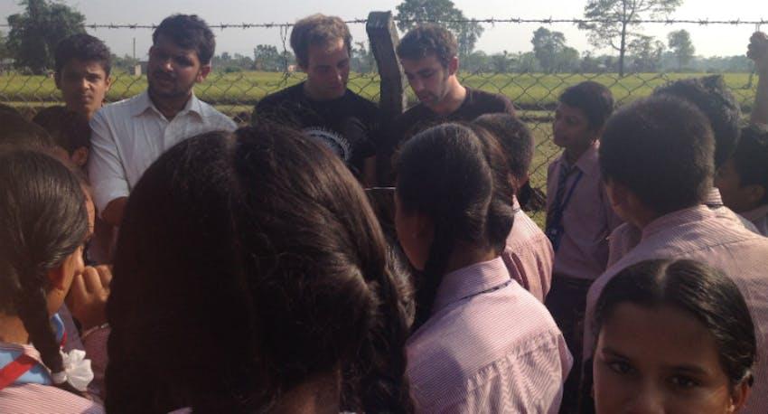 IVHQ Volunteers in Nepal