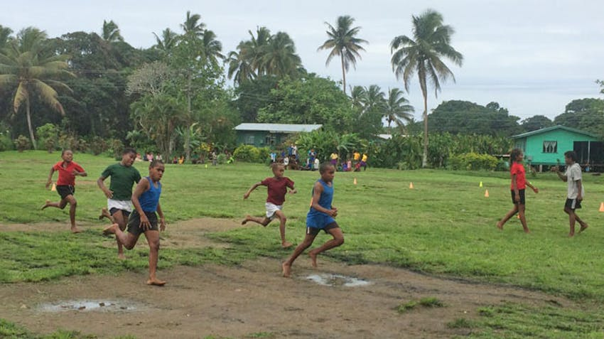 Keep up with the youth in Fiji with IVHQ