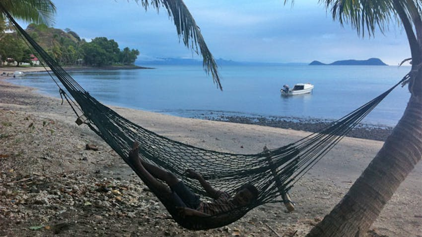Relax into island time in Fiji with IVHQ
