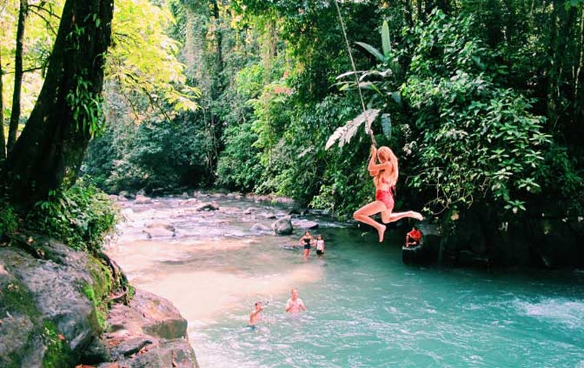 Weekend adventures as a volunteer in Costa Rica with IVHQ