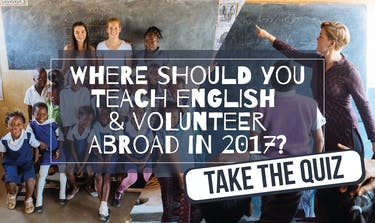 Where Should You Teach English Abroad In 2018?