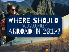 Discover Where Should You Volunteer Abroad In 2017