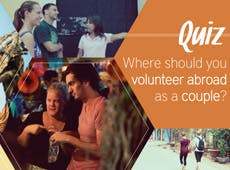 Where Should You Volunteer Abroad As A Couple?