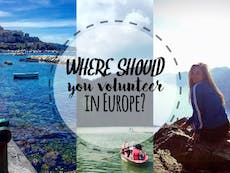 Discover Where Should You Volunteer In Europe