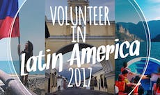 Volunteer in Latin America with IVHQ in 2017 with IVHQ