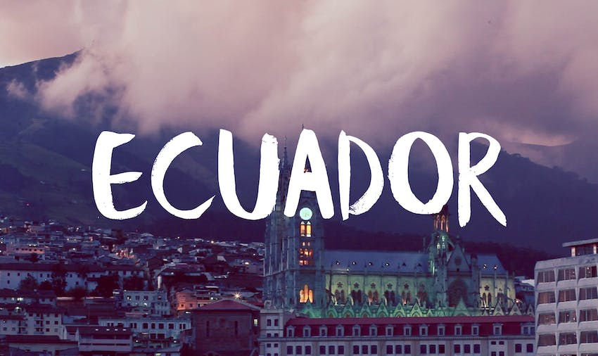 Where you should travel in 2017 as picked by IVHQ - explore Ecuador