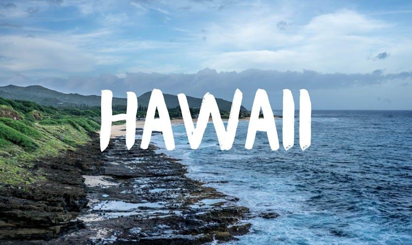 Hawaii is one of IVHQ's top picks for volunteer destinations in 2017