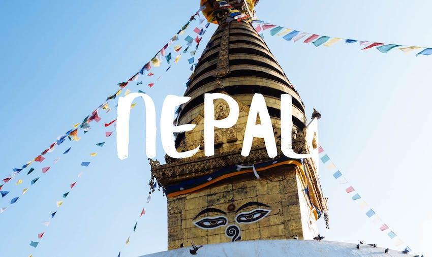 You should volunteer in Nepal in 2017 as picked by IVHQ