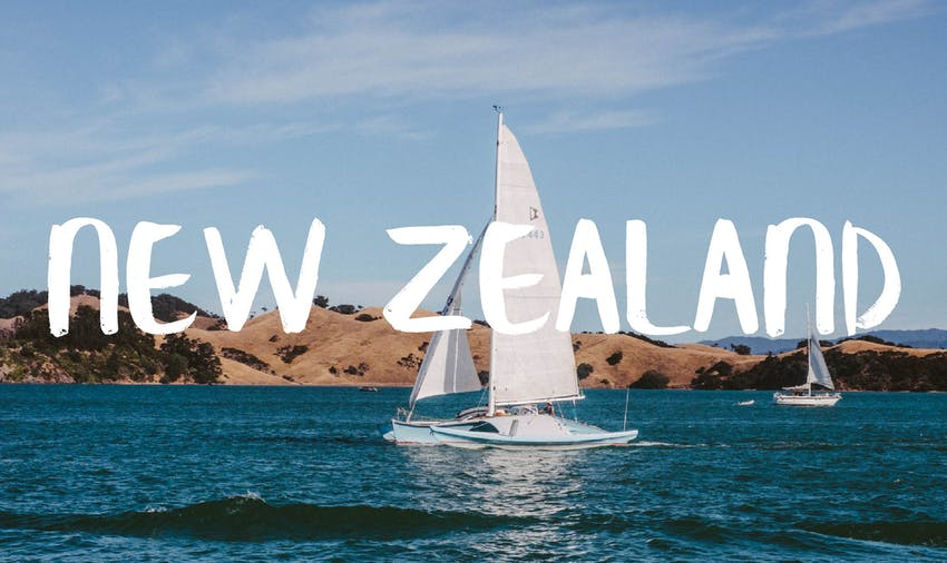 New Zealand is a must see volunteer destination