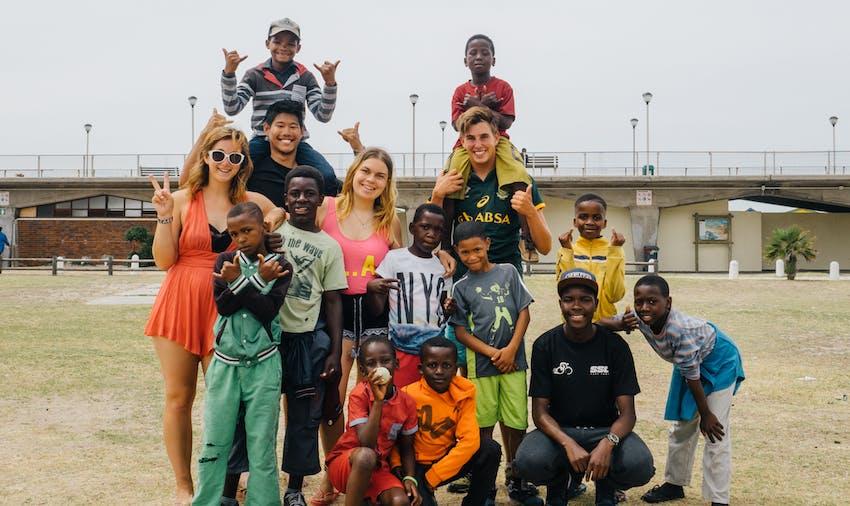Volunteering in South Africa: teaching