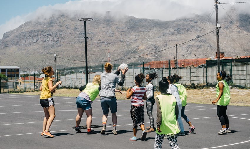 Volunteering in South Africa: Sports Development projects