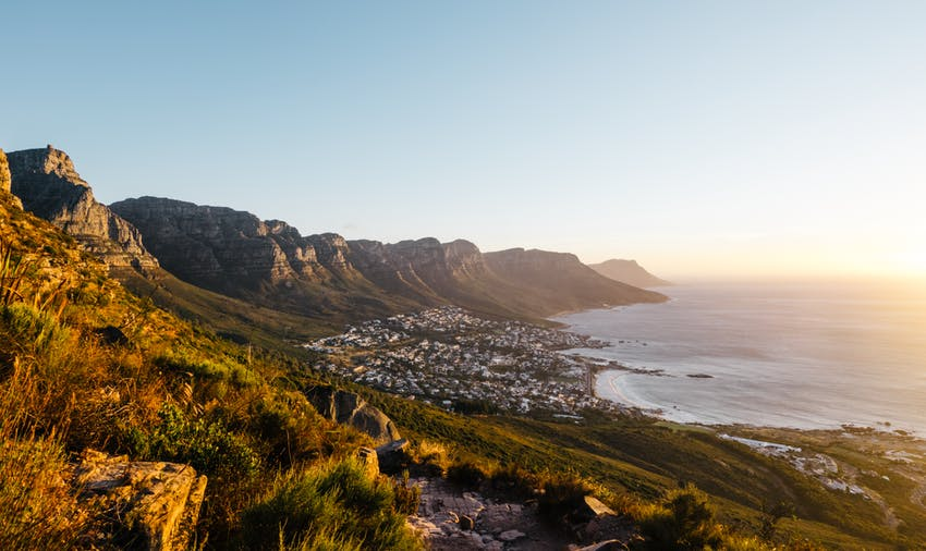 Where should you volunteer in South Africa? Table View