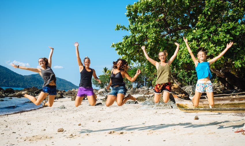 Where Your Travel Personality Says You Should Volunteer In 2019
